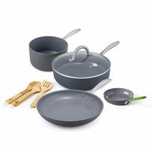 GreenPan Lima Ceramic Non Stick Non-Toxic Cookware